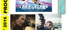 A L'affiche au Ciné Théatre – Programme du Mois de Juin 2016