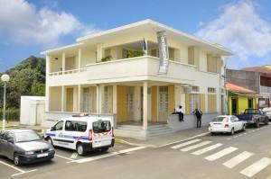 Palais de Justice de Paix