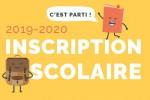 Inscription de la Restauration Scolaire 2019 – 2020