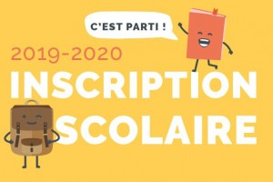 Inscription de la Restauration Scolaire 2019 – 2020