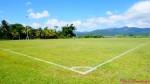 Terrain de foot de La Rosière