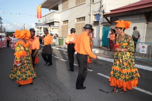 Parade des quadrilles