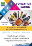 Le service insertion et médiation sociale de la ville de Lamentin convie toutes personnes intéressées à une « Formation dating »