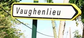Réfection de la route de Vaughenlieu