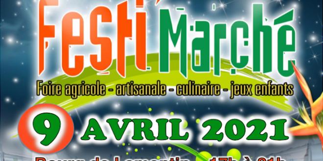 Festi'Marché – Avril
